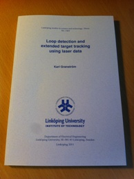 Licentiate thesis sweden